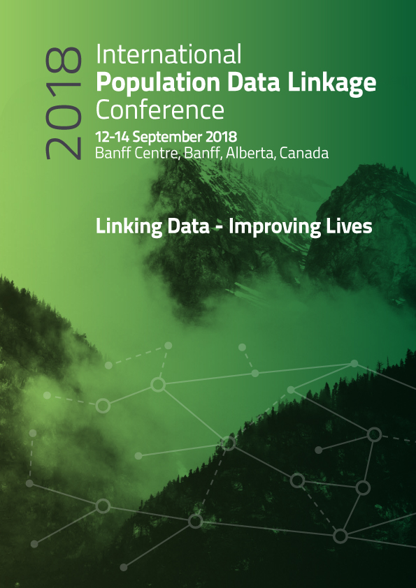 International Population Data Linkage Conference 2018 issue cover